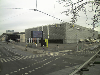 Livebild Webcam Neubau 'Messehalle 1', Messecenter Graz (Standbild)